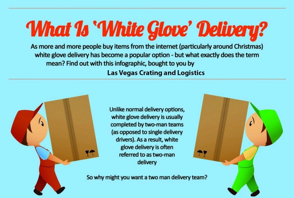 las vegas white glove service