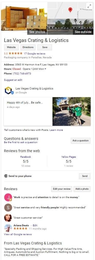 google-local-moving-company