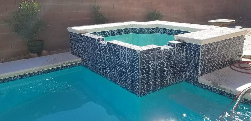 Clarity Pool Service - After Bead Blast Swimming Pool Cleaner