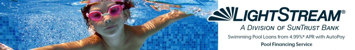 LightStream Financing - get financed for a swimming pool at Clarity Pool Service