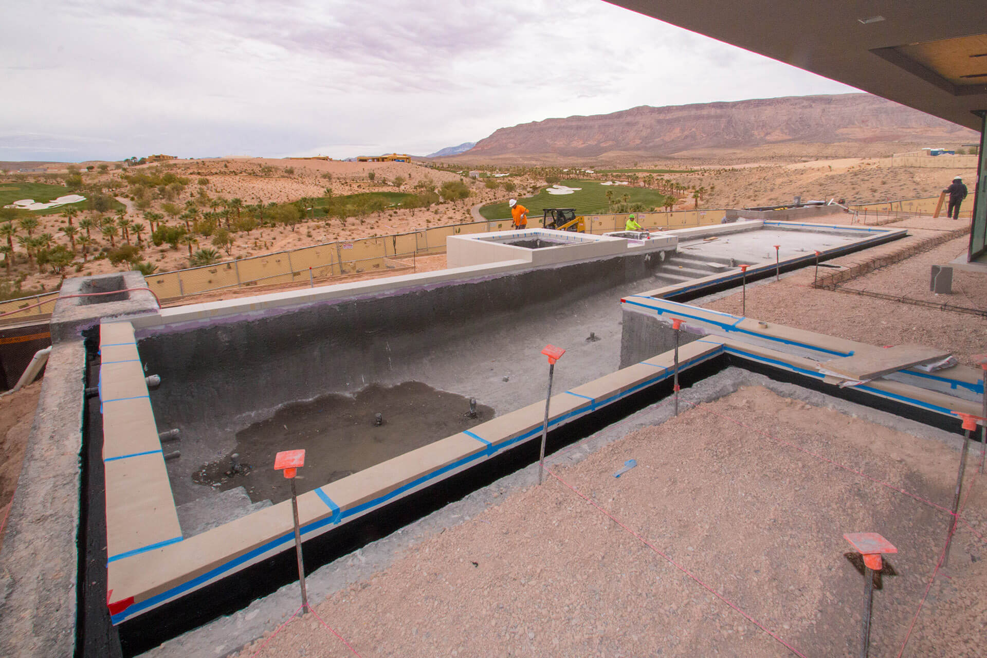 Swimming Pool Design Contractor In Las Vegas Nv Clarity