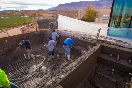 Clarity Pool Service Swimming Pool Design & Construction of Southern Nevada