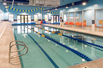 Clarity Pool Service Commercial Contracted Swimming Pool Project in Henderson, Nevada