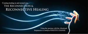 Reconnective Healing - energy graphic