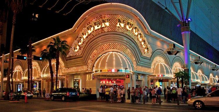 Golden Nugget Hotel Las Vegas Lasvegasjauntcom