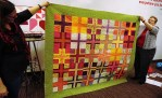 This quilt is from a past block lottery.