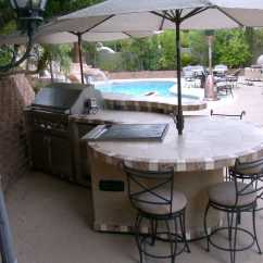 Outdoor Kitchens Las Vegas Kitchen Kraft Cabinets Social Are