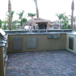 Outdoor Kitchens Las Vegas Prefab Kitchen Countertops Custom Design By Nevada Living