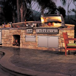 Outdoor Kitchen Bbq Countertops For Dcs Barbecue Grills Las Vegas