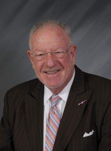 Oscar B. Goodman, Chairman of the Host Committee, LVCVA. 8-31-11. Darrin Bush photo.