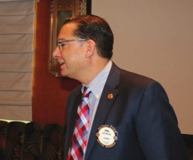 Anil Melnick missed the chance for the Joker