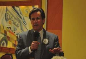 President Elect-Elect Ed Lepere talks about our water conservation initiative.