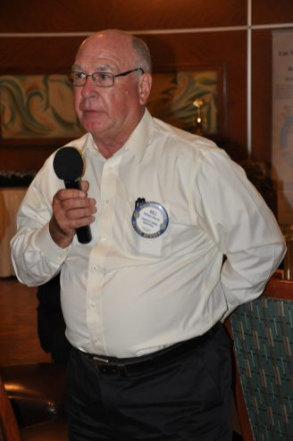 Bill Stieren tells NV test site visit details