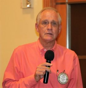 Tom Axtell stated that PBS needs volunteers for the next telethon.