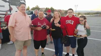 UNLV Tailgate Party