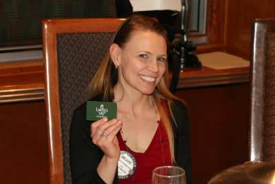 Melanie Muldowney won the guess Janell's new baby weight, size, etc for $25 in Lawry Bucks.