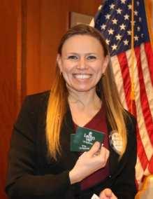 Melanie Muldowney won the Lawry Bucks.