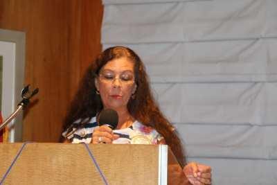 PP Karen Whisenhunt announced that we need hosts for the Open World Program.