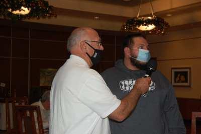 Austin Wyrick answers SAA Bill Stieren on how do he do.