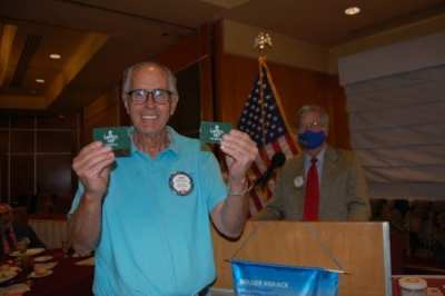 John Williams wins the Lawry's bucks - karma for his wheelchair work?