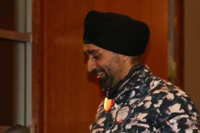 SAA Bhavan Singh is fined for going AWOL from the prior meeting