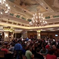 Poker Table With Chairs Chair Yoga Poses For Seniors Venetian Room - Las Vegas Top Picks