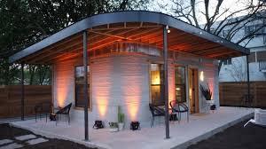 Casas construidas con impresión 3D en 24 horas