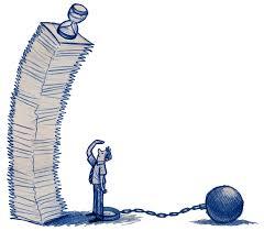 Qué difícil es combatir la burocracia!