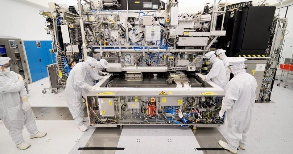La «Máquina más complicada de la Guerra Fría Tecnológica» está fuera del alcance de China