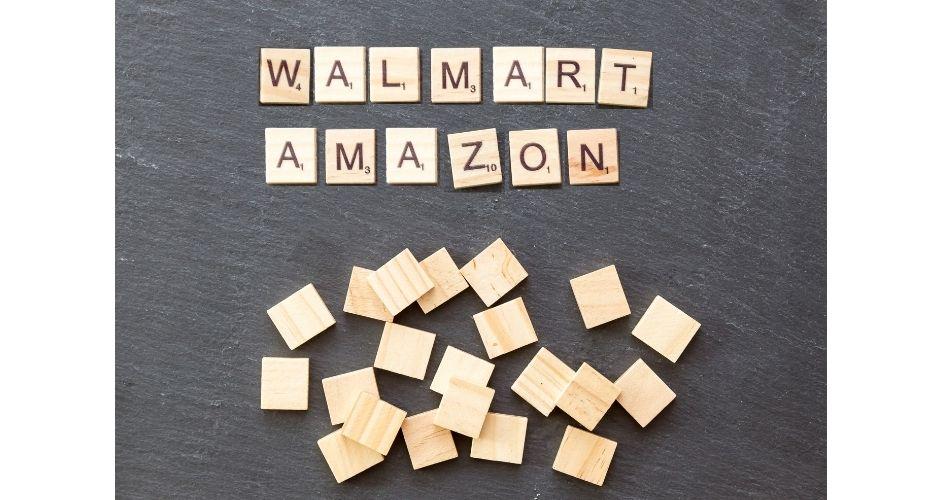 Hito histórico, Amazon sobrepasa en ventas a Walmart!
