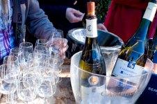 """L'Apéritif """"Heure joyeuse"""", un moment joyeux autour de vignerons et d'amuse-bouches concoctés par le chef de LA TABLE à RALLONGE"""