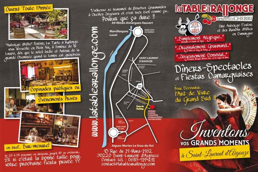 Les soirées Camarguaises, flamenco, cabaret musical et table d'hôte gourmande en Camargue. Faire la fête en Camargue devient simple et convivial