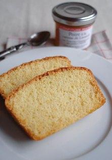 Gâteau à l'huile d'olive et au viel Armagnac