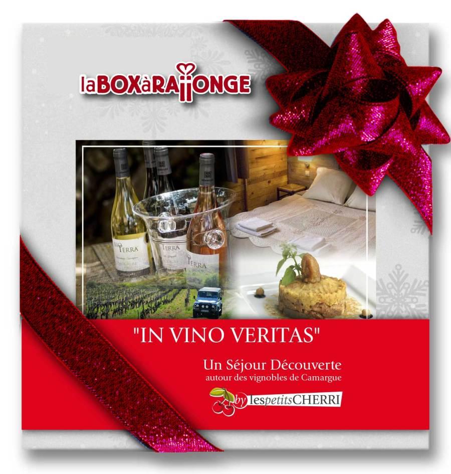 Sejour cadeau autour du vin en Camargue