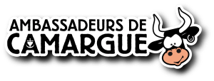 logo des ambassadeurs de Camargue By les Petits CHERRI