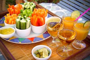 Aperitif en Camargue table-a-rallonge-aperitif