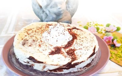 GÂTEAU MAGIQUE CHOCOLAT COCO sans gluten, sans lait ou sans lactose, sans sucre, sans levure