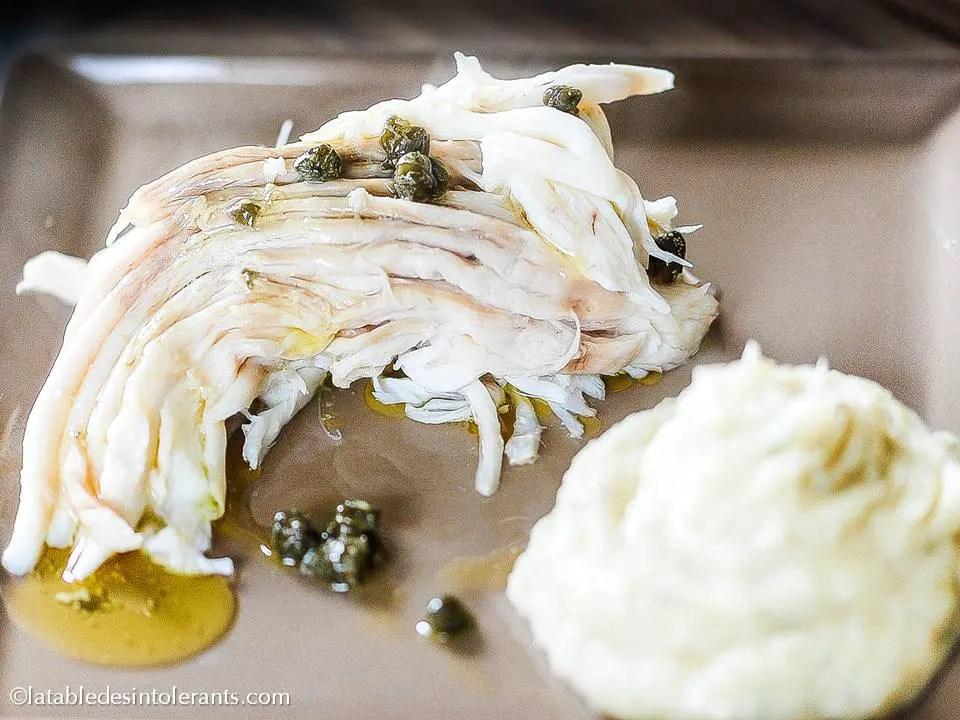 recettes poissons pour intolérances et allergies alimentaires