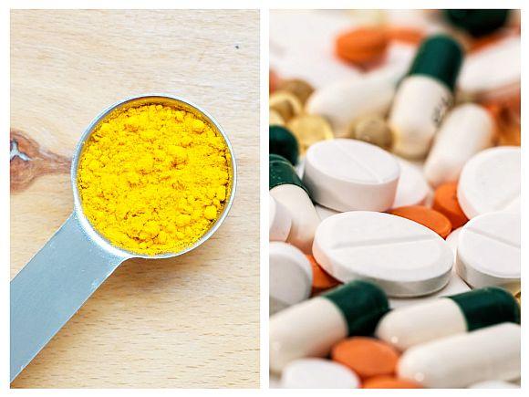 TURMERICUL mai bun decât ASPIRINA în prevenirea BOLILOR ...