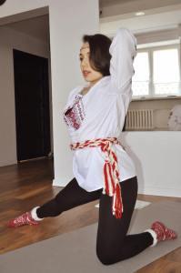 Gimnastyka słowiańska, Tatiana Potapova