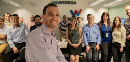 Workia, Argentine Talent in Human Resources