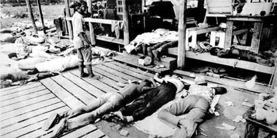 El escalofriante caso Jonestown: el mayor suicidio colectivo de la ...