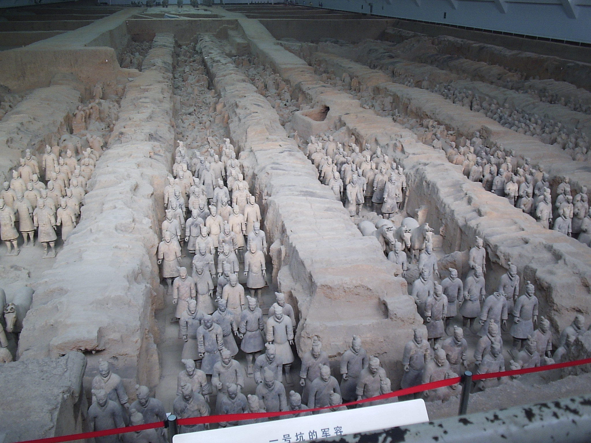 In The Cradle Of Chinese Civilization