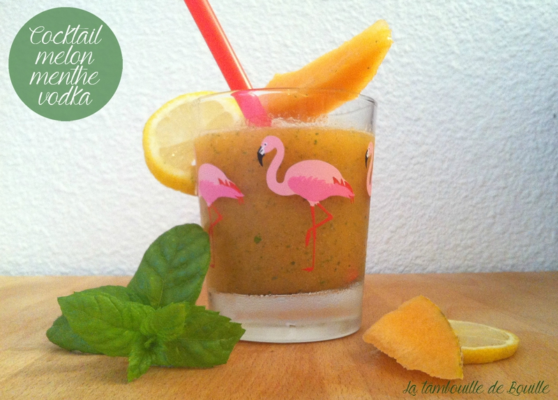 cocktailmelonmenthevodka