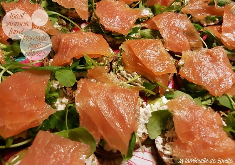 recette-toast-fetes-saumon-fumé