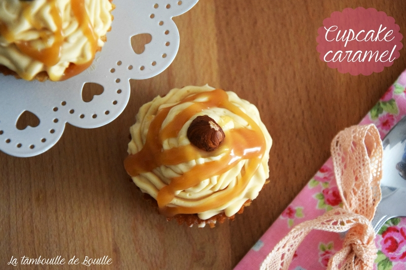 birthday-cupcake-caramel-vanille