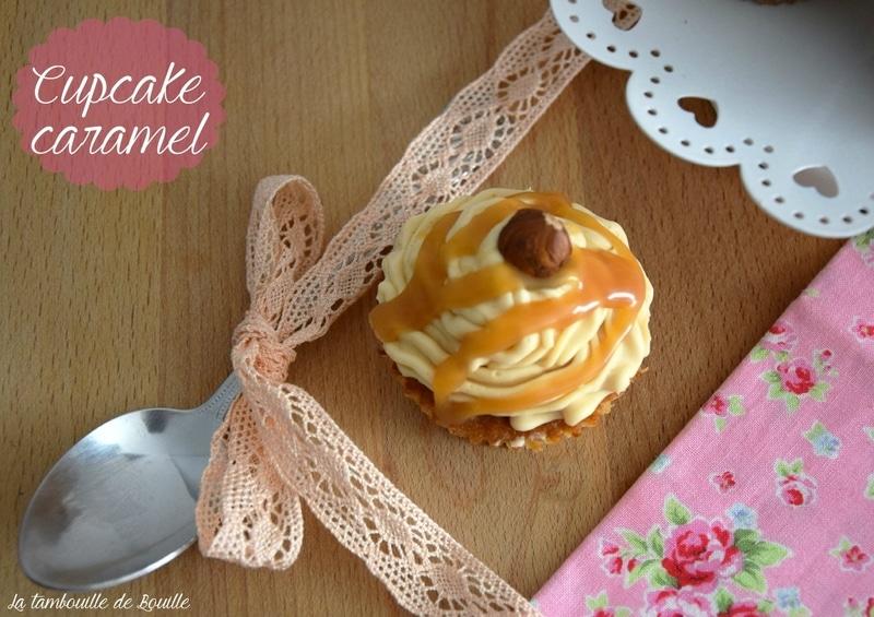 cupcake-caramel-facile-gourmand