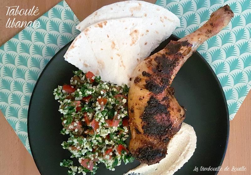 plat-houmous-taboulé-libanais-poulet-facile