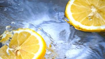 agua para consumo