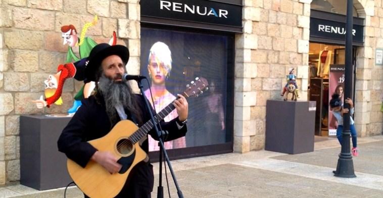 calles de Jerusalem
